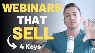 4 Keys To a Profitable Webinar