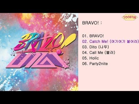 [Full Album] UP10TION (업텐션) - BRAVO! [2nd Mini Album]