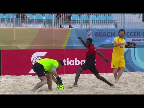 BSC 2017 Antigua & Barbuda vs US Virgin Islands Highlights