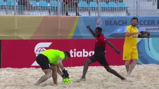 BSC 2017 Antigua & Barbuda vs US Virgin Islands Highlights