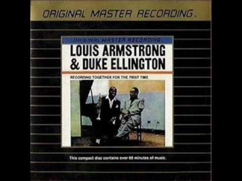 In A Mellow Tone - Louis Armstrong & Duke Ellington