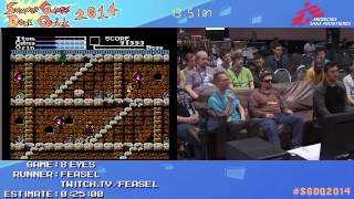 Summer Games Done Quick 2014 - Part 56 - 8 Eyes