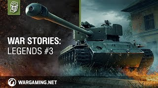 War Stories: Legends #3