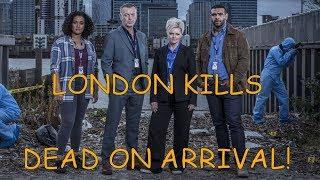 London Kills Series 1 Review