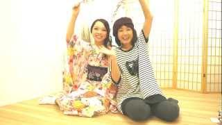 【Lingo甜蘋果】和服寫真系列-甜美系和服女孩拍攝花絮 花木衣世 動画 29