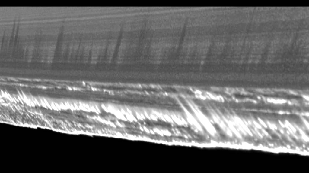 NASA-SATURN- B-RING TALL STRUCTURES - YouTube