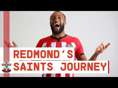 MY JOURNEY: Southampton star Nathan Redmond tells his emotional story