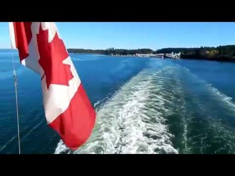BC Ferries Victoria-Vancouver route