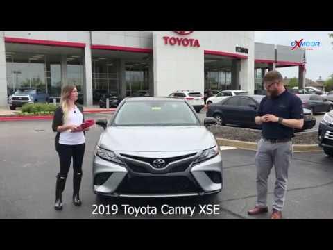 2019 Toyota Camry XSE - Walk-Around Demonstration