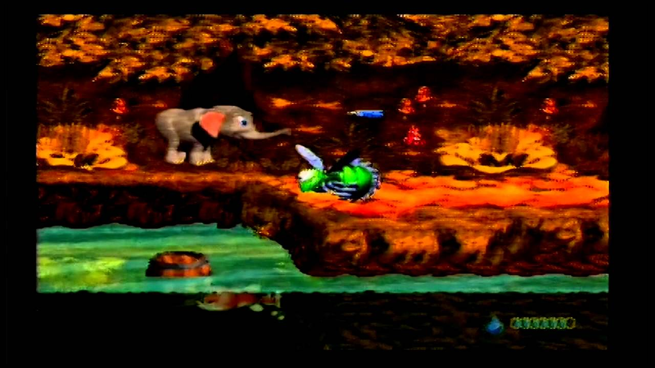 Pato Âncora: Game Over? - Donkey Kong Country 3 - PARTE 8 ...