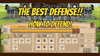 The Best Defense #1 | Goodgame Empire Tutorials