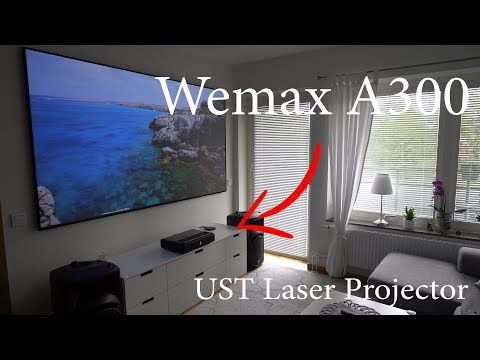 Wemax A300 4k Laser Projector Review And Comparison
