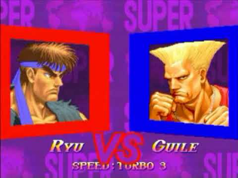 Super Street Fighter 2X :East vs West 2018/10/23 1/3