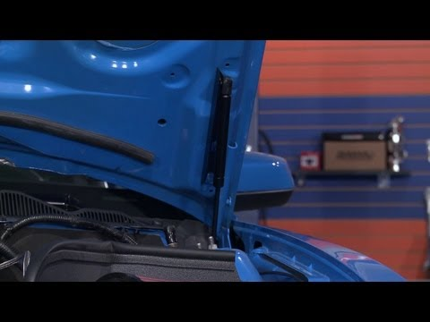 Mustang MMD Bolt On Hood Strut Kit (10-12 All) Review