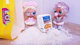 КАК КУКЛЫ ЛОЛ СЮРПРИЗ МУКУ ИСКАЛИ) Мультики с куклами #ЛОЛ #lolsurprise