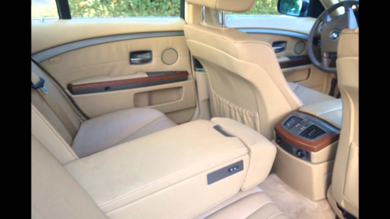 bmw 730d a o 2003 youtube. Black Bedroom Furniture Sets. Home Design Ideas