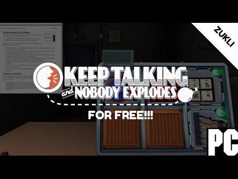keep talking and nobody explodes download mega