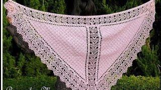 ШАЛЬ, СВЯЗАННАЯ КРЮЧКОМ - 2019 / SHAWL Crochet