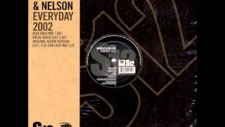 {Vinyl} Agnelli & Nelson - Everyday 2002 (Vocal Radio Edit)