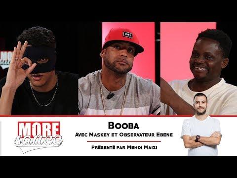 #MoreSauce - Avec Booba, Maskey & Observateur Ebene présenté par Mehdi Maizi