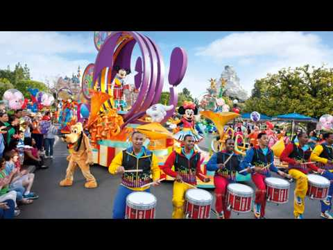 Mickey's Soundsational Parade music (1/2)