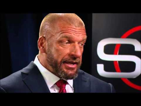 Triple H still gets butterflies at 'Mania