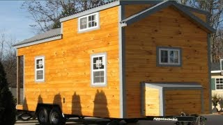 """Jersey Tiny House Builders Release The Lovely And """"smart"""" Cassie Model"""