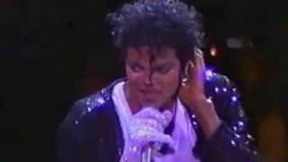 Michael jackson- Billie Jean Bad Tour  Yokohama Japan 1987 MCosta