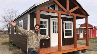 Finished Shed To House And More | Lone Star
