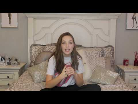 Maddie Ziegler Official YouTube channel