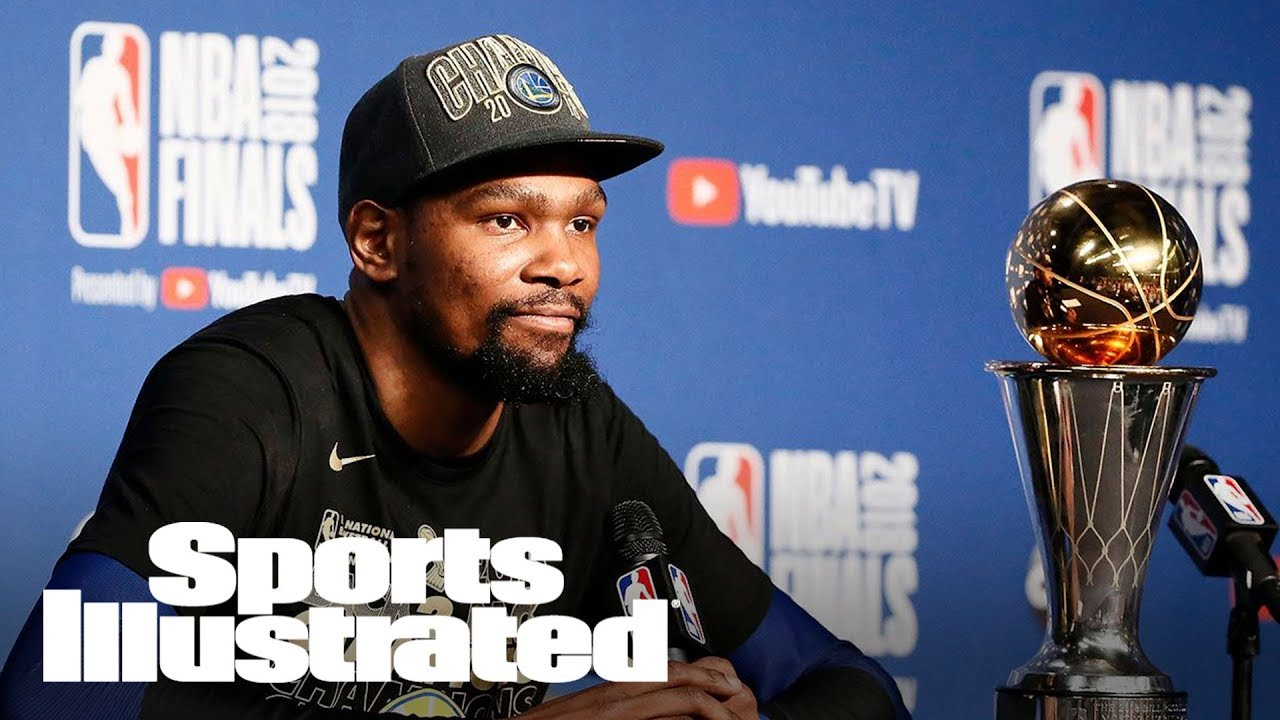 would-kevin-durant-be-best-served-leaving-warriors-si-now-sports-illustrated