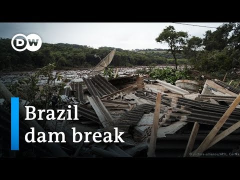 Brazil dam break: Another Vale dam at risk of bursting