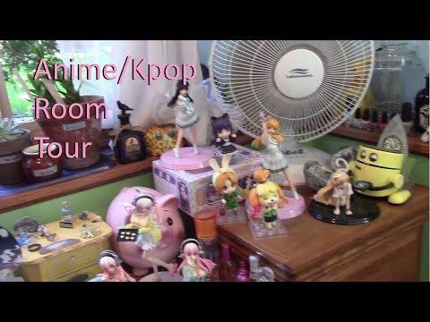 Anime/Kpop Room Tour 2017