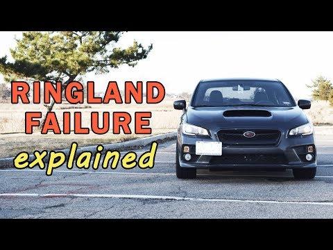 Subaru RINGLAND FAILURE Explained | What You NEED To Know | WRX/STI | WRX VLOG 53