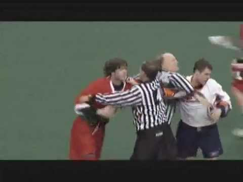 NLL - Hard Hit and Dawson vs. Smith