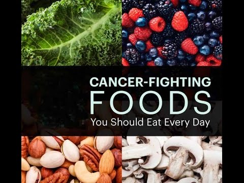 Cancer Fighting Foods, Spices and Herbs That Help Fight Cancer