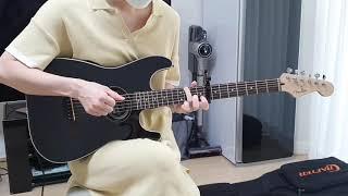 [기타커버] 볼빨간사춘기_여름아부탁해
