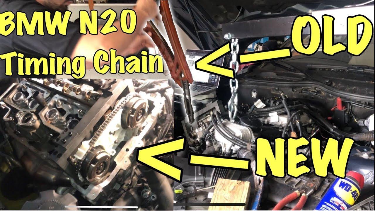 Replacing BMW N20 Timing Chain (228i, 328i, 428i, 528i, X1, X3 and Z4)