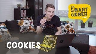 Cookies – kontrolliert, was Webseiten über euch speichern I kurz & smart