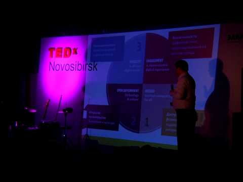 TEDxNovosibirsk - Aleksandr Sysoev - on the Information Spac