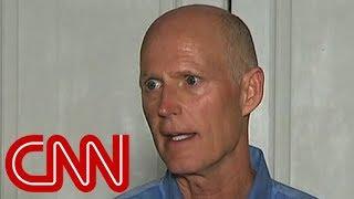 Rick Scott alleges rampant fraud in Florida