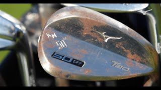Mizuno T20 wedge chat with Keith Mitchell and Steven Fisk