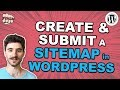 How to Create a Sitemap for WordPress Site and Submit it to Google Search Console