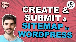 How to Create a Sitemap for WordPress Site and Submit it to Google Search Console thumbnail