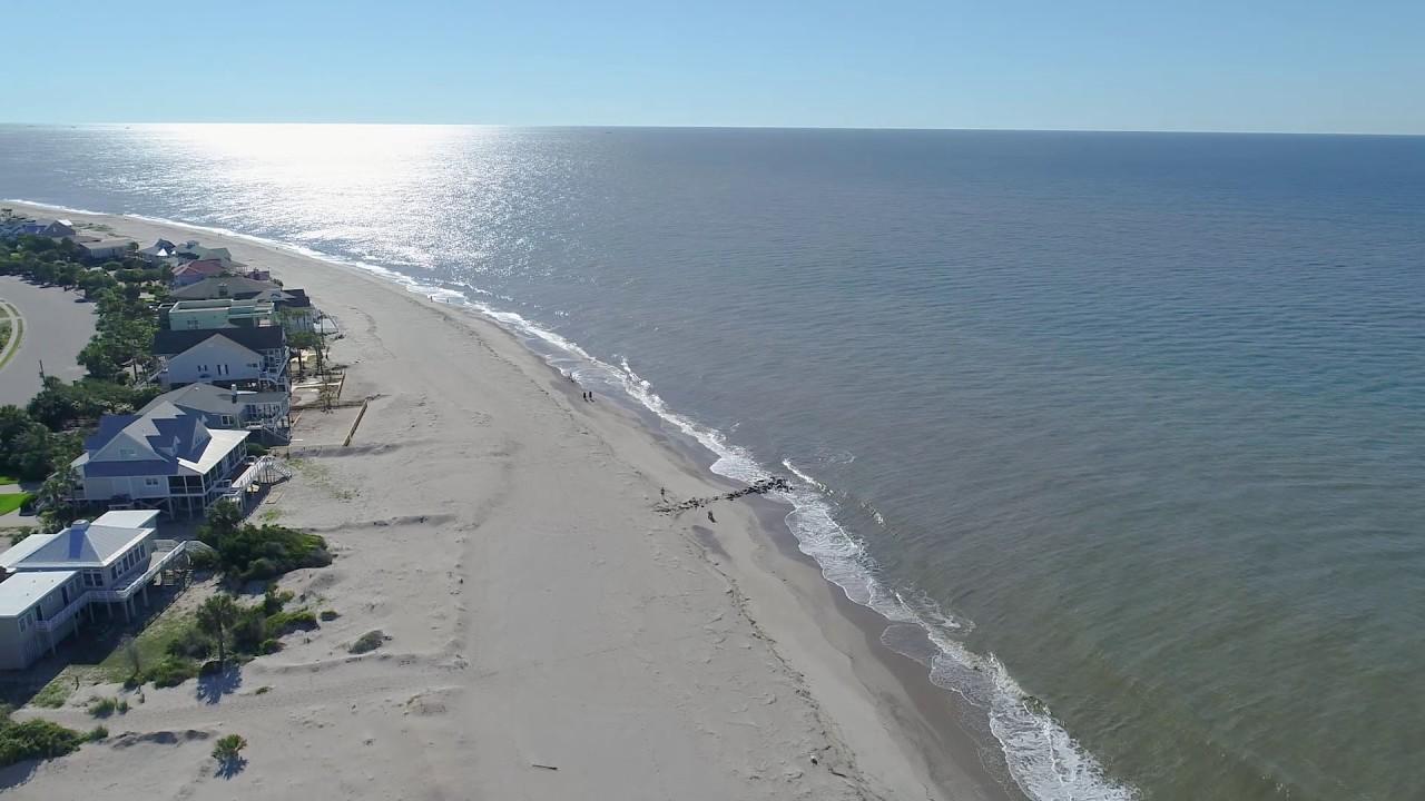 Edisto Beach South Carolina May