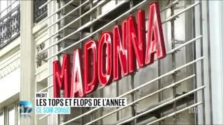 Les Tops et les flops de l'année 20h50 D17 29 12 2012