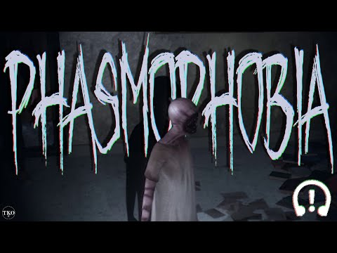 A Completely Normal Game of Phasmophobia