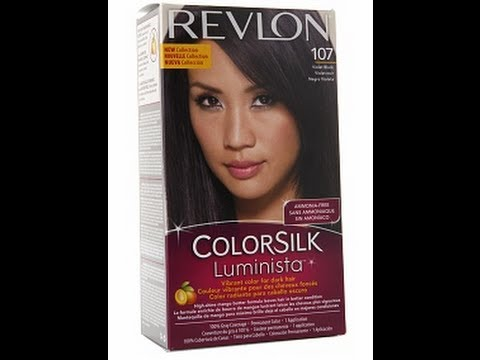 Revlon Colorsilk Medium Ash Brown 40 Review