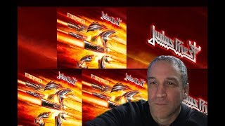 Judas Priest Firepower Album Review - by Jimmy Kay @The Metal Voice