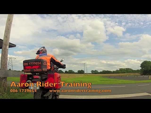 IBT Aaron Rider Training